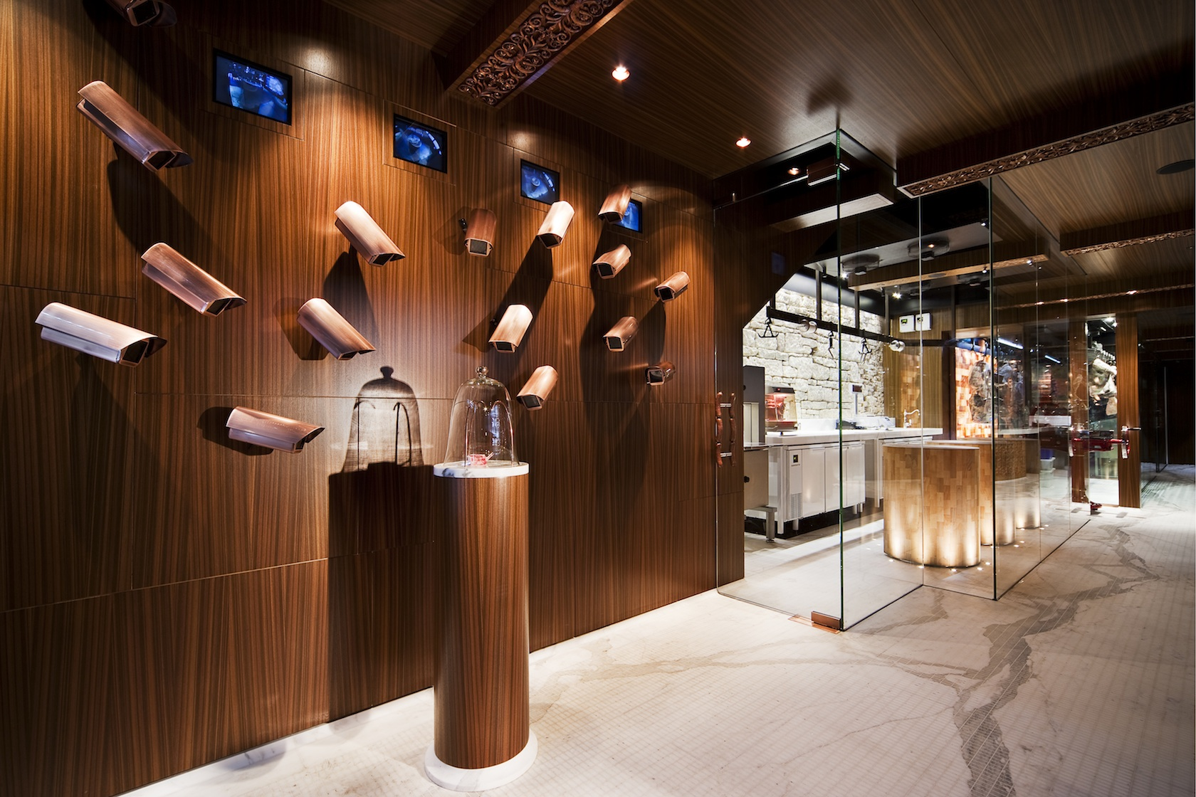 Victor churchill butchery beebo constructions award for Experiential design sydney
