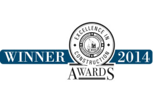 Beebo: Winner MBA Excellence in Construction Awards 2014