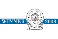 MBA Excellence in Construction Awards 2008